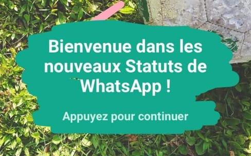 WhatsApp ajoute à son tour un clone de Snapchat