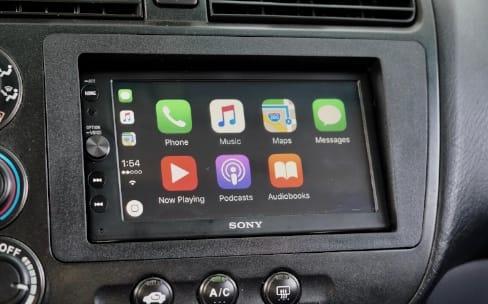 L'autoradio CarPlay de Sony n'est pas cher et très bon