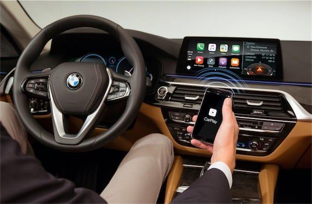 iPhone 5 Branchement pour voiture