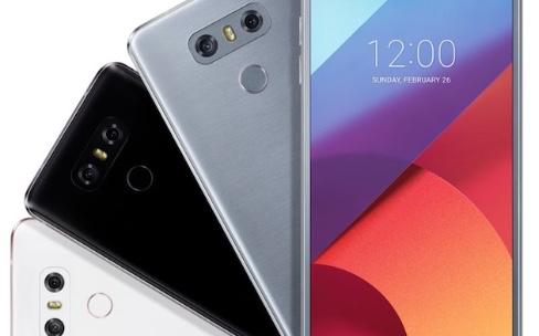 LG G6 : un plus grand écran qu'un iPhone7 Plus dans un format plus petit