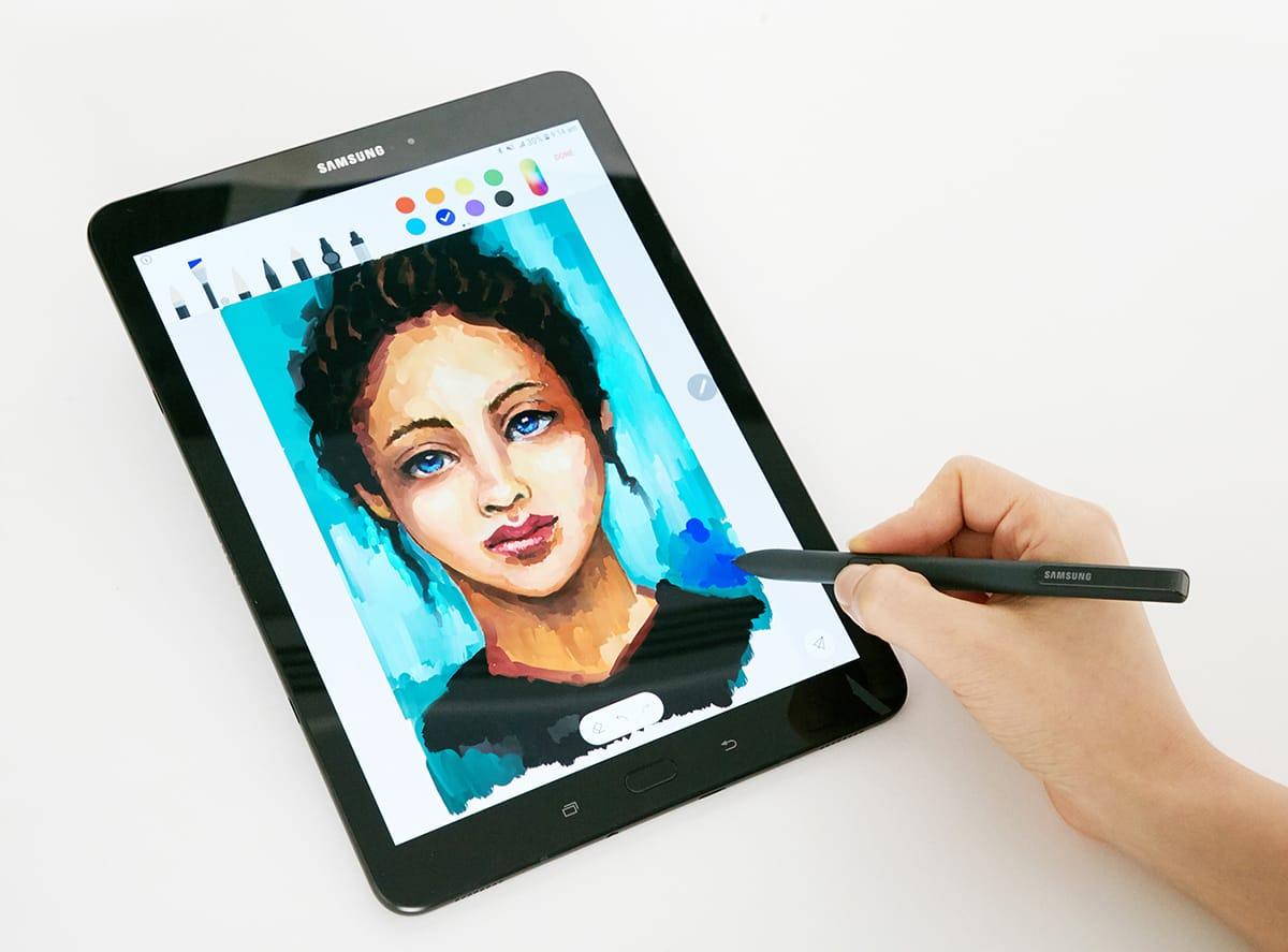 Galaxy tab s3 galaxy book des prix pour les nouvelles - Prix de tablette samsung ...