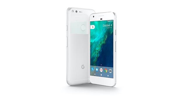 Google Pixel. Image Google.