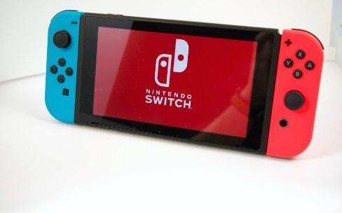 La Switch ne permet pas de transférer les sauvegardes