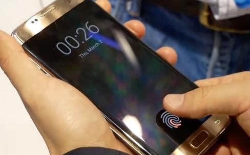 Samsung n'aurait pas eu le temps de mettre un capteur d'empreintes sous l'écran du GalaxyS8