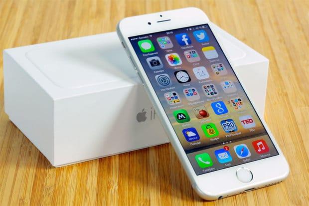 205e4c34f23294 De plus, seul un coloris, le doré, est disponible. iOS 10 y est  pré-installé (sur l iPhone 6 « d origine », il s agissait bien évidemment  d iOS 8).