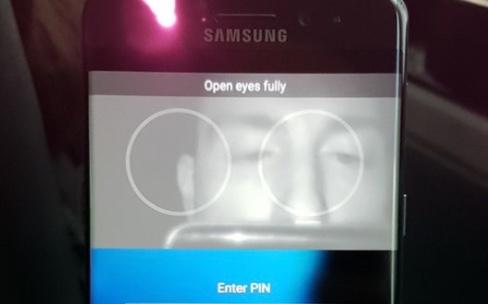 Les Galaxy S8 utiliseraient la reconnaissance faciale pour les paiements