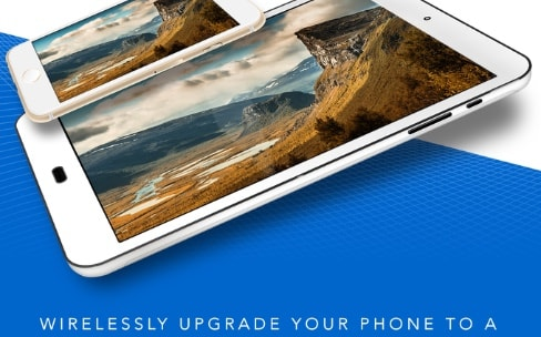 Superscreen, une tablette de 10pouces qui reproduit l'écran d'un smartphone