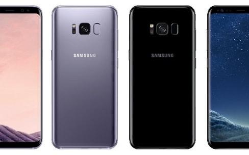 L'iPhone7 devrait rester en tête à l'usage face au Samsung Galaxy S8
