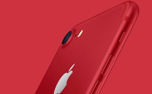 """Les iPhone 7 et 7Plus """"rouge"""" disponibles le 24 mars"""