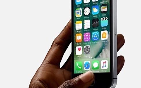Les iPhone SE doublent de capacité à 32 et128Go