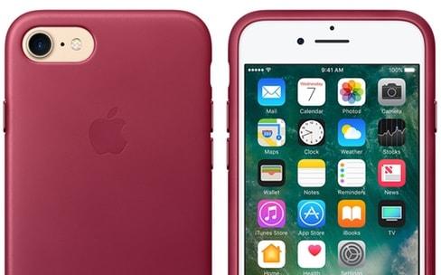 Nouvelles couleurs pour les coques iPhone