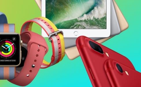 Pour le printemps d'Apple, un rafraichissement sans mordant