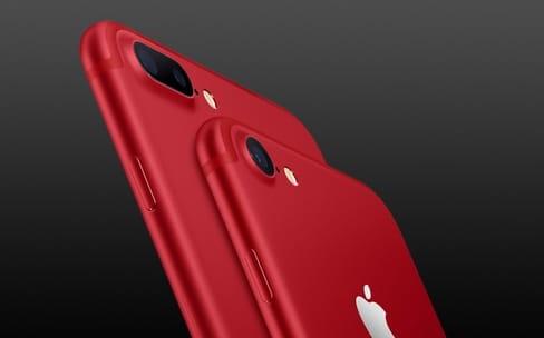 L'iPhone 7 RED, le nouvel iPad et l'iPhone SE 32 Go en vente sur l'Apple Store