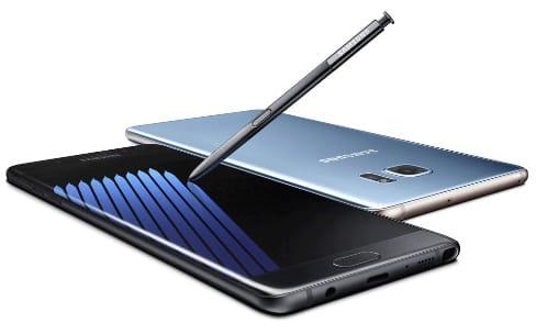 Galaxy Note7: dernières désactivations avant l'arrivée des modèles reconditionnés