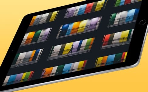L'iPad 5 est nettement plus lumineux que les iPad Air