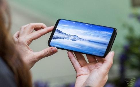 L'écran du Galaxy S8 détrône celui du Note7