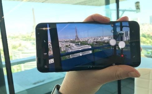 Design, écran, photos: nos premières impressions sur le Galaxy S8