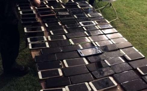 Localiser mon iPhone retrouve un voleur et 130 smartphones