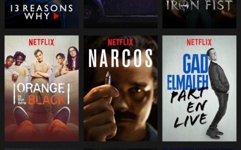 Netflix en tête du streaming vidéo en France
