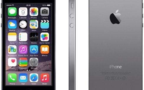 Promos: des iPhone5s reconditionnés à 170€ chez Amazon