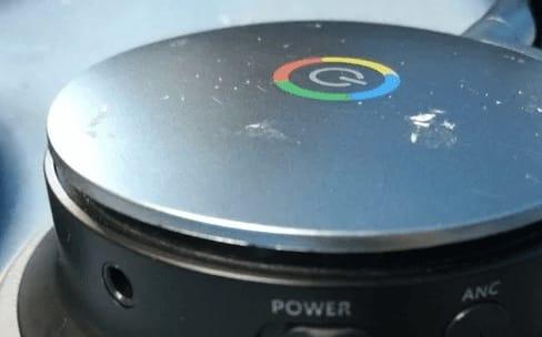 Un casque sans fil à isolation active chez Google