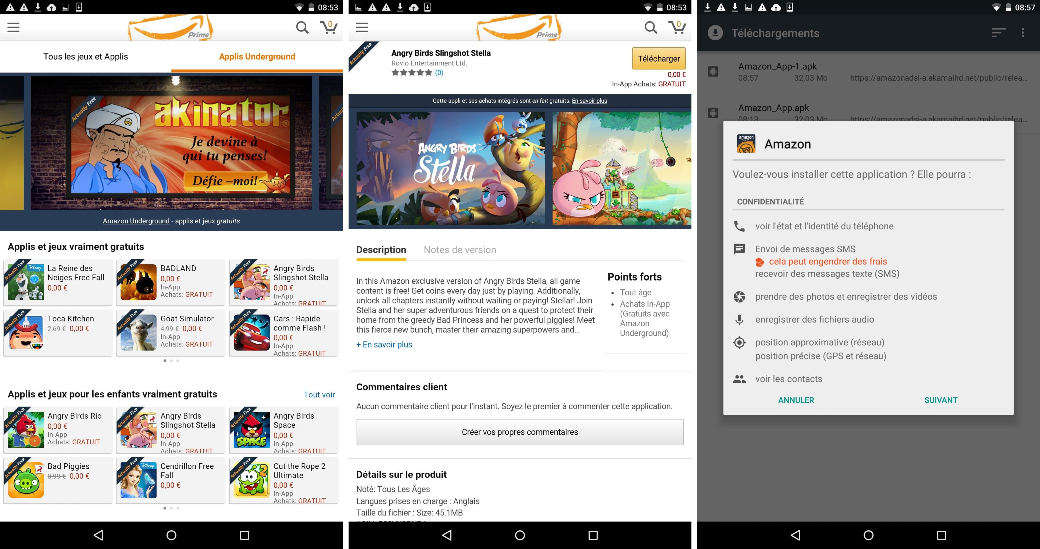 va en effet fermer ses portes cet été pour les utilisateurs qui l ont installée sur leurs appareils Android via l autre magasin d apps d Amazon