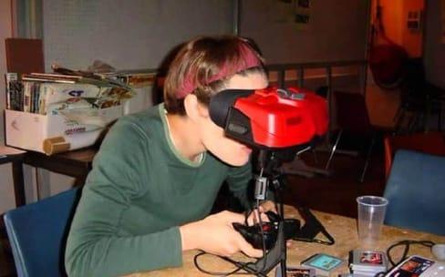 La réalité virtuelle pour la Switch, c'est encore un peu virtuel