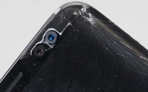 Les beaux écrans des Galaxy S8 cassent vite et bien