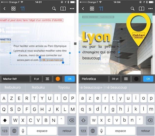 PDF Expert 6 édite les documents sur iOS | iGeneration