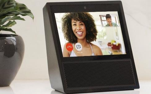 Amazon Echo Show, un assistant intelligent dans une petite télé