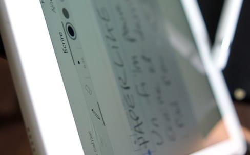 PaperLike pour iPad Pro : presque comme du papier sous l'Apple Pencil