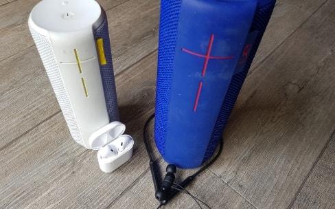 Le S8 connecté à deux périphériques Bluetooth: une excellente idée!