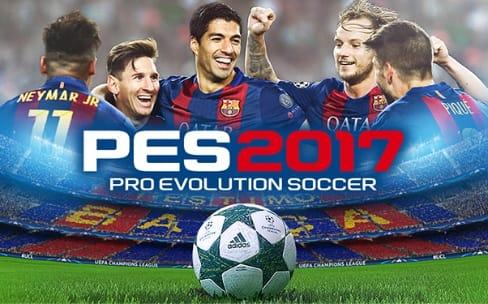 PES 2017 va revenir concurrencer FIFA sur mobile ce mois-ci