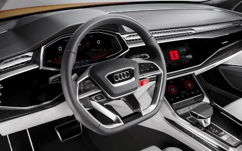 Android sera le système de futures Audi et Volvo
