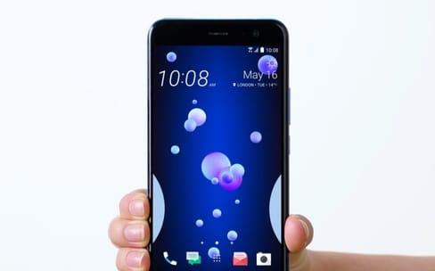 HTC U11: un smartphone sous pression