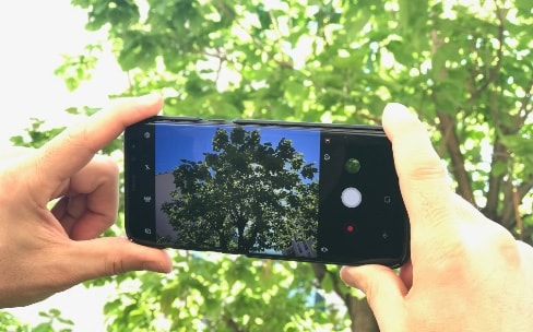 L'appareil photo du S8+ n'est pas aussi bon que je l'espérais