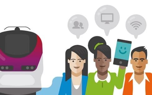 NFC, intelligence artificielle, bot : SNCF, les doigts dans le numérique