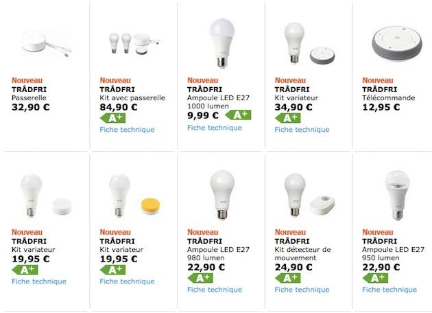 Ikea Sera Compatible Homekit A La Fin De L Ete Igeneration