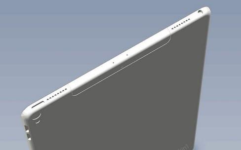 """L'iPad Pro 10,5"""" aurait un micro supplémentaire"""
