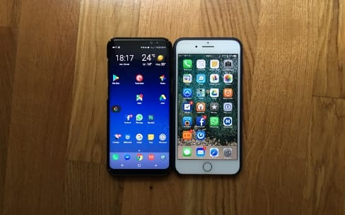 Un mois avec le Galaxy S8: le bilan