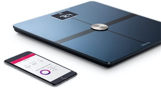 la balance connect e withings body en promo 59 igeneration. Black Bedroom Furniture Sets. Home Design Ideas