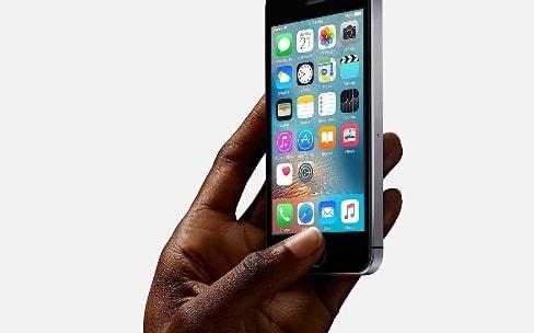 Promo: un iPhone SE 16Go reconditioné à 288€