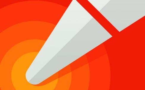 Les croquis de Linea s'enregistrent dans iCloud et s'ouvrent sur Mac