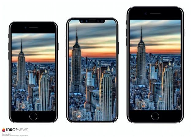 comparaison des iphone