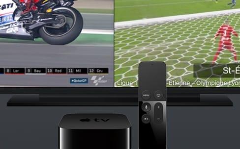 Apple TV : la recherche universelle et Siri maintenant disponibles avec myCANAL