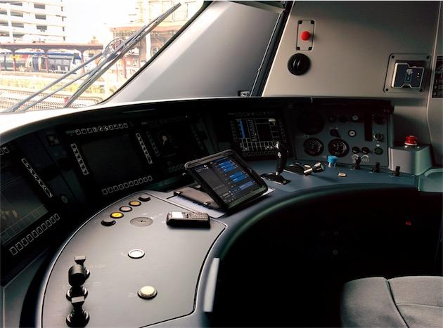 La SNCF a déployé 15000 iPad cellulaires dans les cabines des trains.