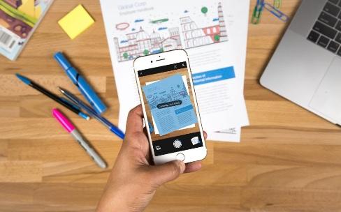 Adobe Scan, une nouvelle app avec OCR et génération de PDF