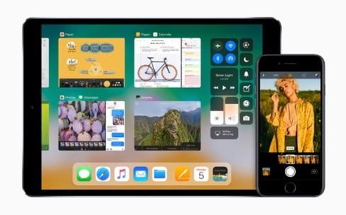 iOS 11 est disponible en bêta