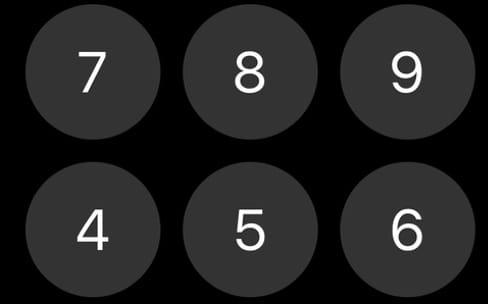 iOS 11 : une nouvelle calculette !
