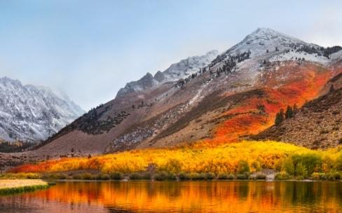 Astuce: passer à macOS High Sierra sans prendre aucun risque